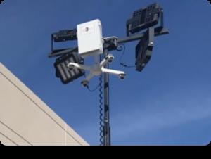 Light Tower Camera